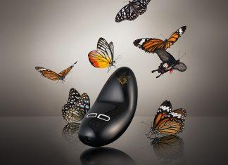 butterfly vibrator sommerfugl vibrator
