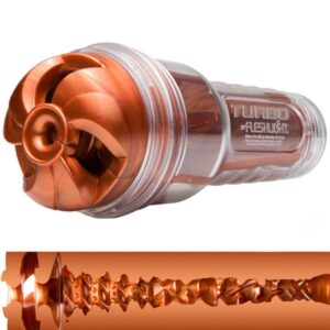fleshlight turbo thrust copper masturbator pocket pussy