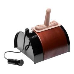 vibrator knepe maskine stol sybian billig version