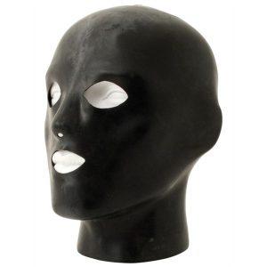 gummi maske til slave manden mænd