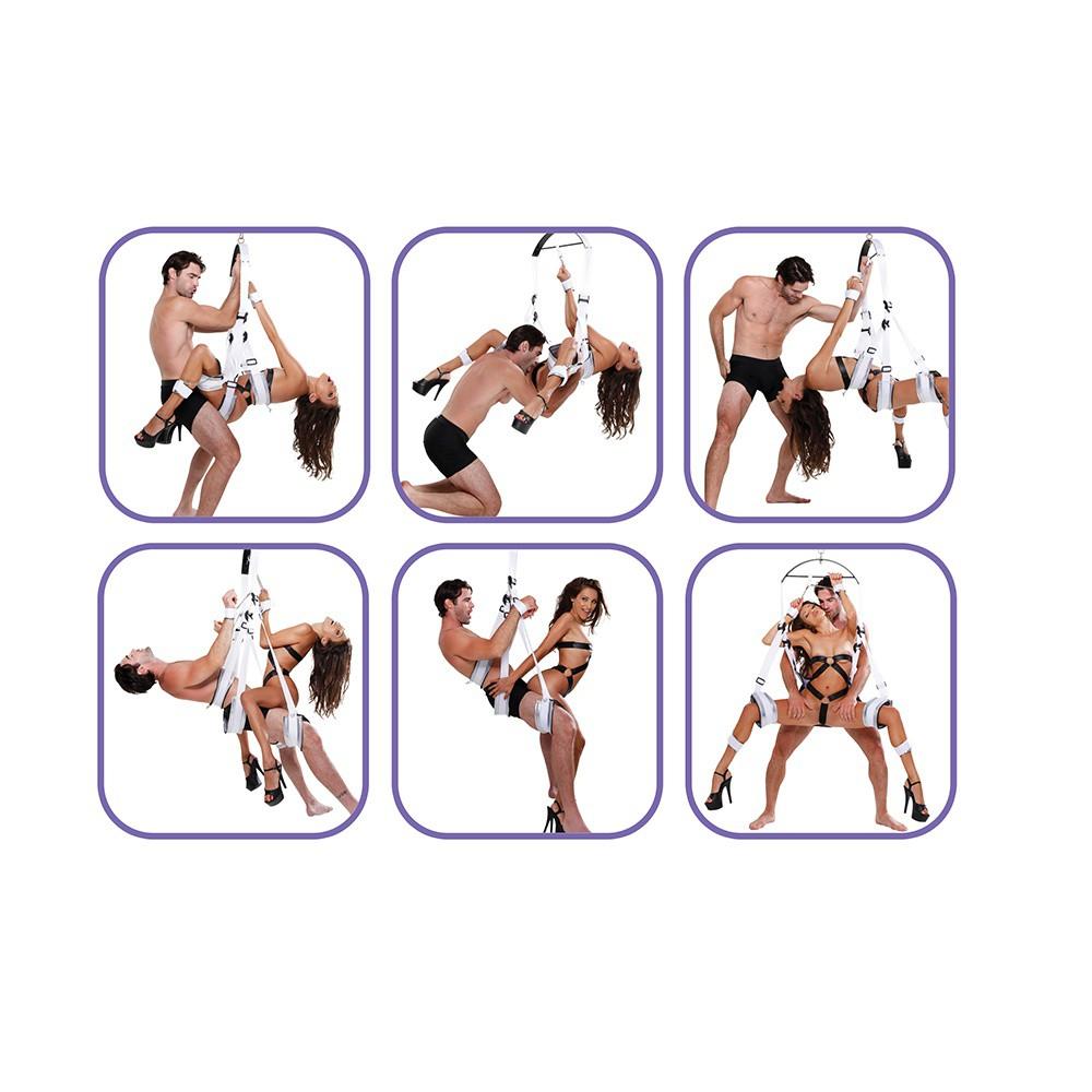 billeder af forskellige stillinger i sex gynger