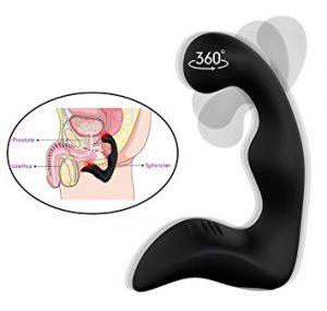 prostata dildo til mænd