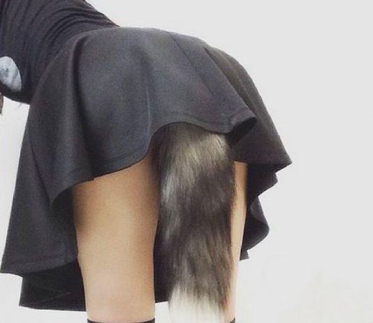 Buttplug med hale