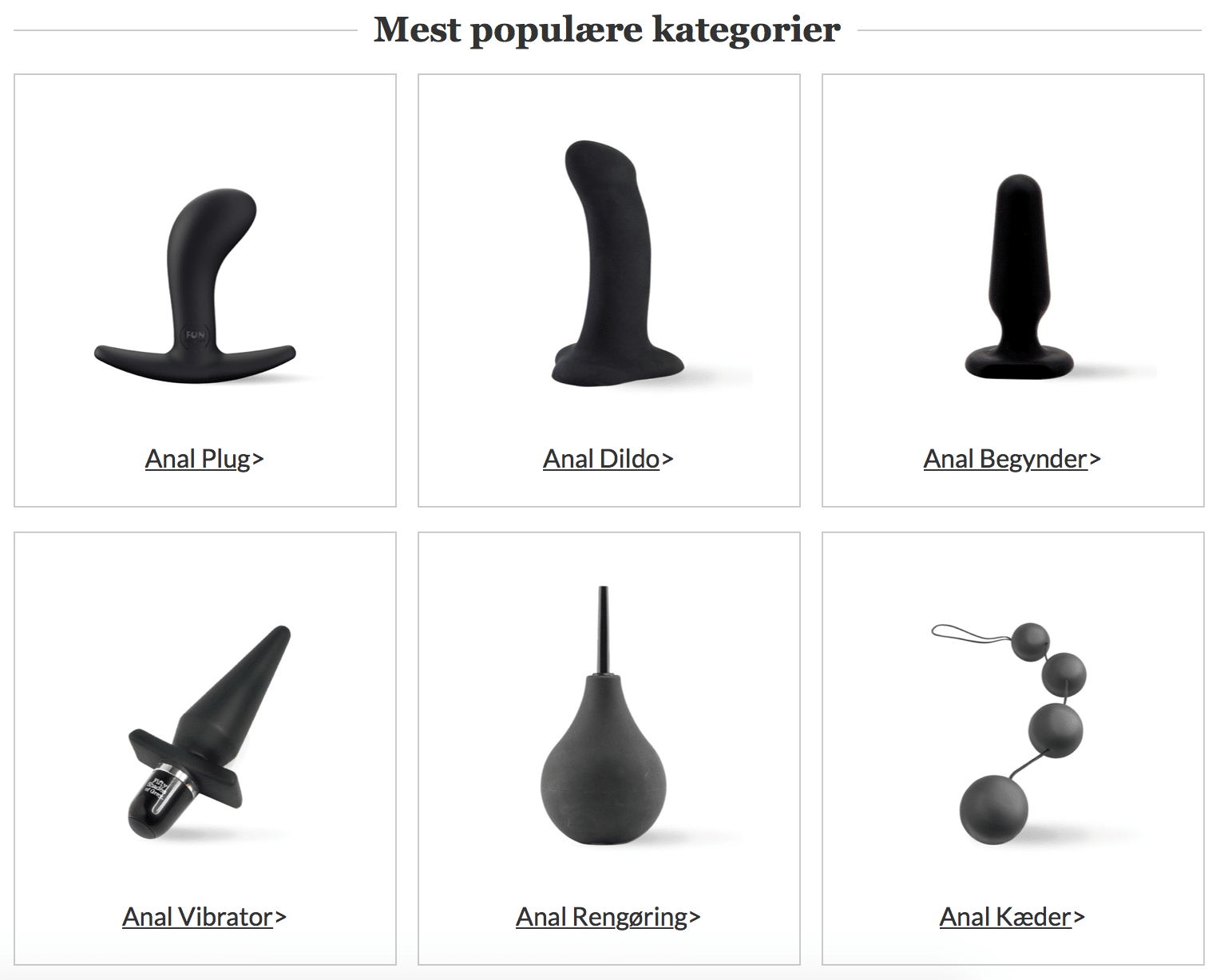 hvordan føles analsex