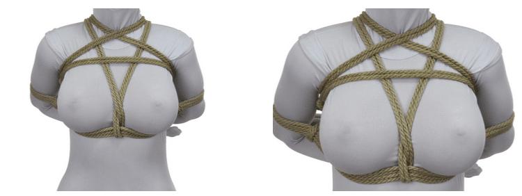 bondage bryster