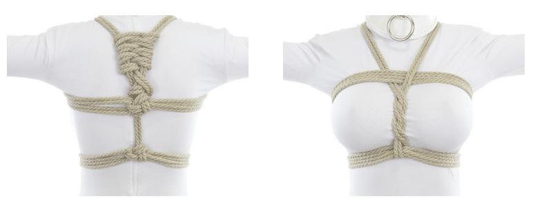 brystbondage