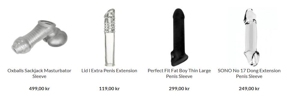 penis sleeve