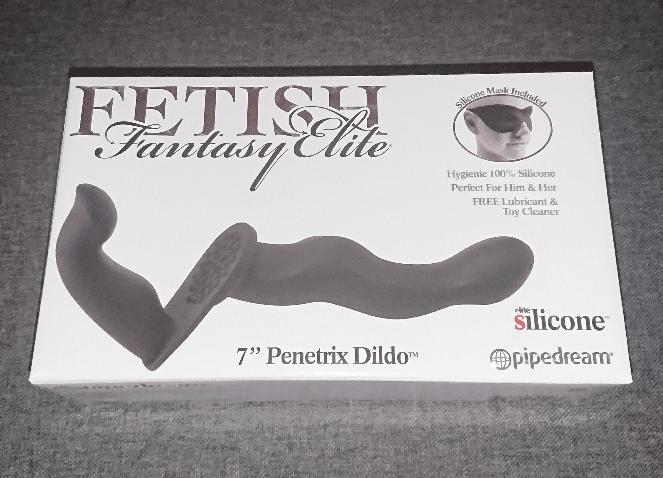 Fetish Fantasy Elite Penetrix dobbeltdildo 18 cm 1