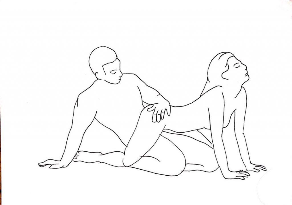 Frække sex stillinger