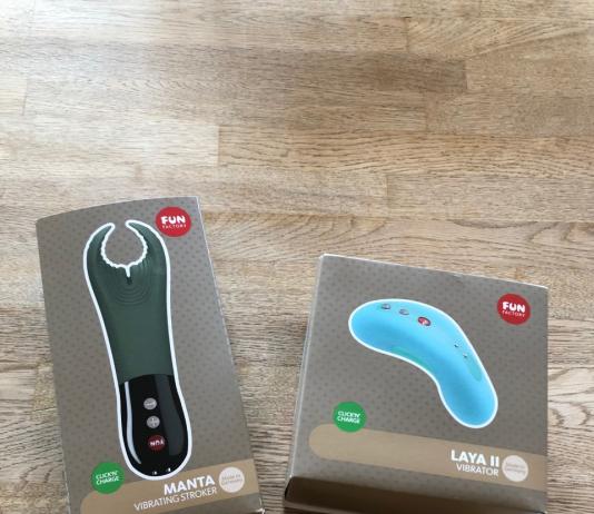 Fun Factory vibrator sexlegetøj