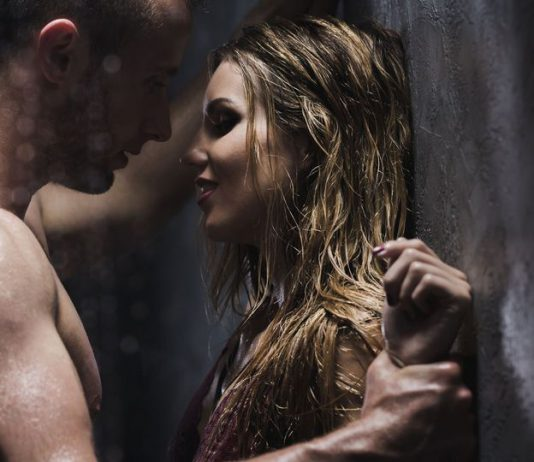 Bedste sex i badet
