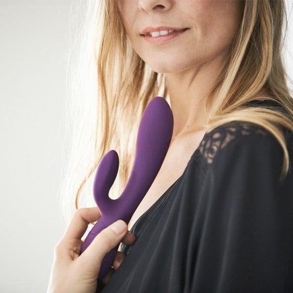 Velve Riva Luksus Rabbit Vibrator Opladelig