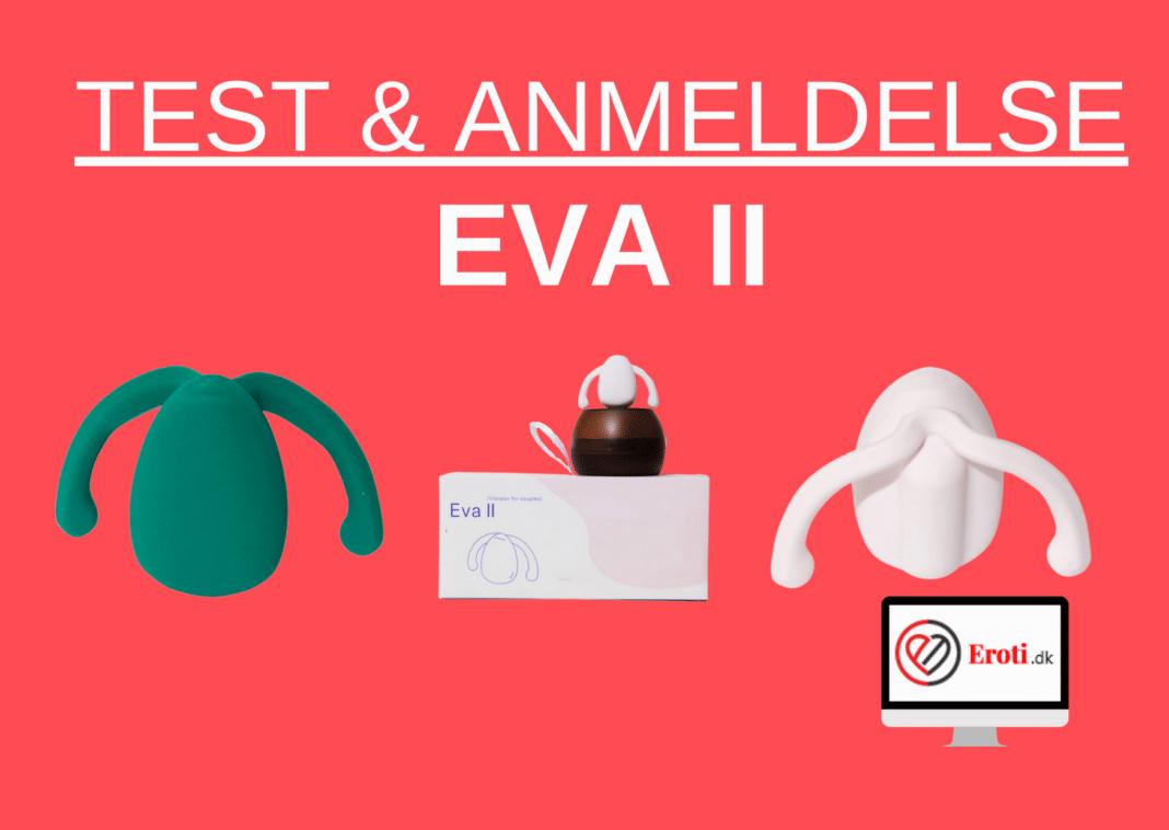 anmeldelse af EVA II håndfri klitoris vibrator