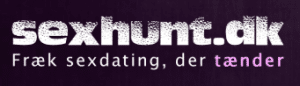Sexhunt logo - dansk sexdating side