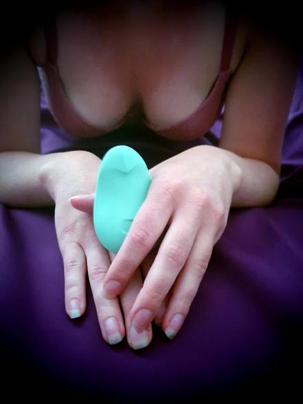 Dame Products POM Fleksibel Klitoris Vibrator