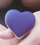 Rianne S Heart Vibe Mini klitorisvibrator