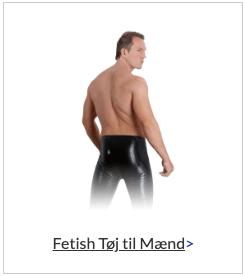 Fetish tøj til mænd