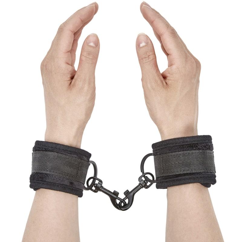 Sinful Soft Wrist Cuffs