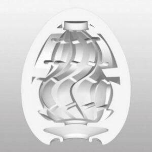TENGA Egg Twister Onani Håndjob til Mænd - Indvendig