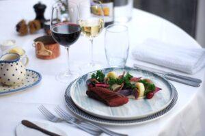 gourmetophold paa lyng-dal hotel frække oplevelser