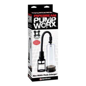 Pump Worx Max-Width Penis Enlarger – Penispumpe