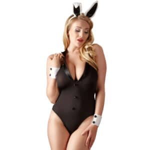 cottelli bunny bodystocking costume sex kostumer