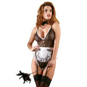 cottelli sexy maid costume sex kostumer