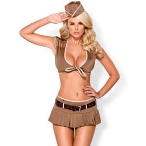 obsessive sexy soldat kostume sex
