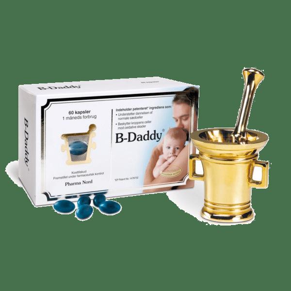 B-daddy piller