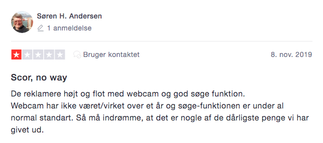 Scor dk anmeldelse 1