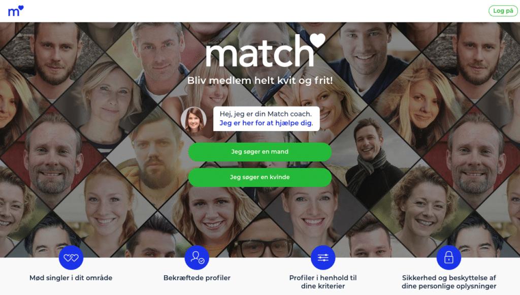 Match forside