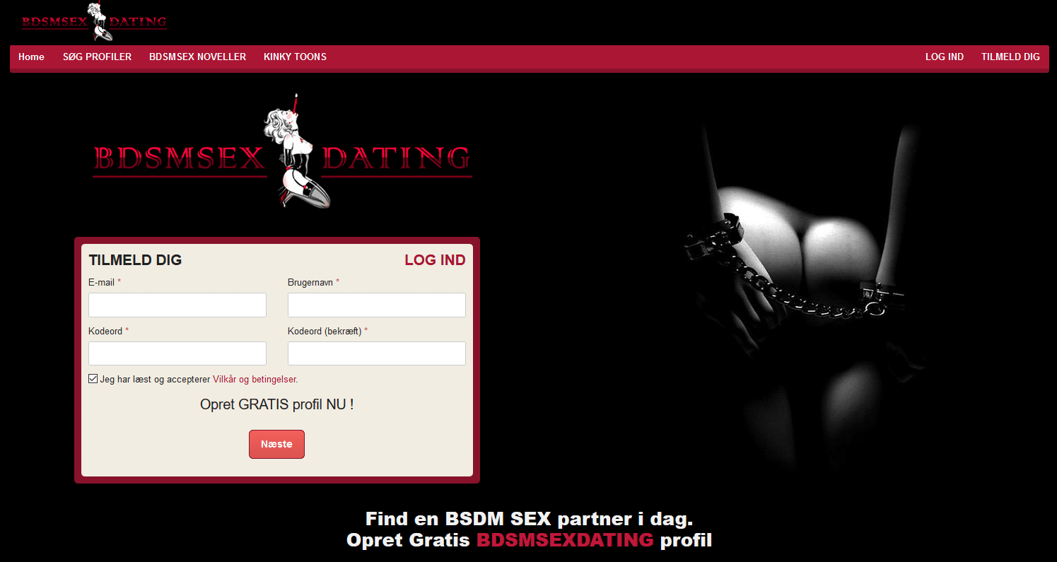 bdsm sex dating