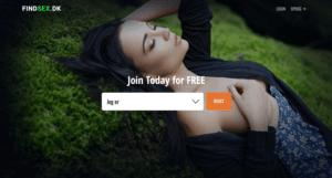 find sex hjemmeside