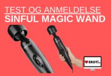 Sinful Magic Wand Kraftig