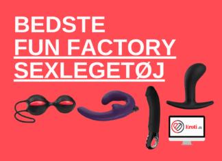 bedste fun factory sexlegetøj