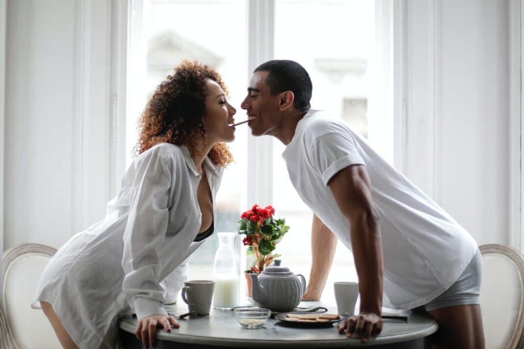 romantisk sexnovelle