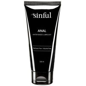 Sinful Anal Glidecreme 100 ml