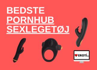 Pornhub sexlegetøj