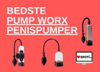 Pump Worx Penispumper