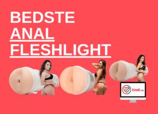 bedste fleshlight anal