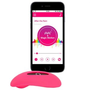 Magic motion candy app styret