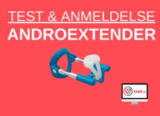 Anmeldelse af androextender penis forlænger test