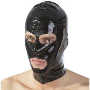 Late X Latex Maske