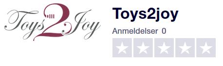 TOYS2JOY.DK ANMELDELSE