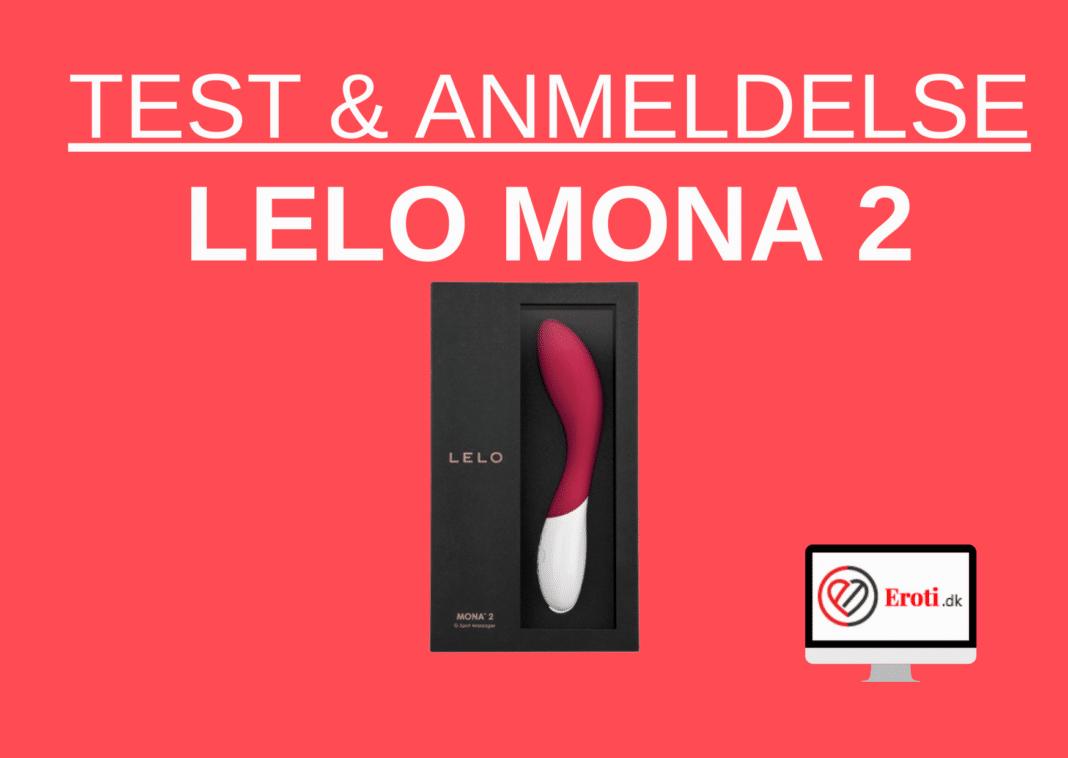 anmeldelse af LELO Mona 2 g-punkt vibrator