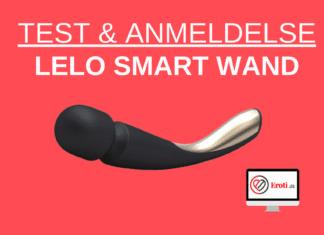 anmeldelse af LELO smart wand large magic wand vibrator