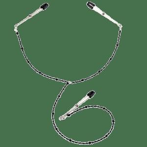 Klitorisklemmer med kæde