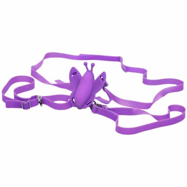 Calexotics venus butterfly vibrator fjernbetjent