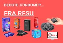 RFSU kondomer