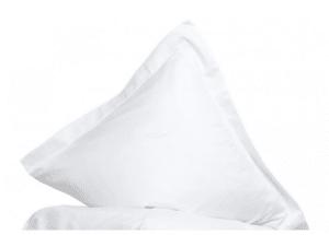 Romantisk sengetøj hvidt
